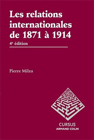 Les relations internationales de 1871 à 1914